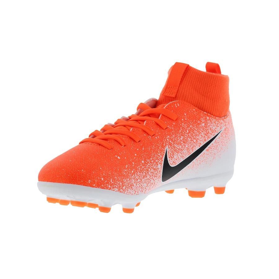 3ad469b257a0c Chuteira de Campo Nike Mercurial Superfly 6 Club FG - Infantil