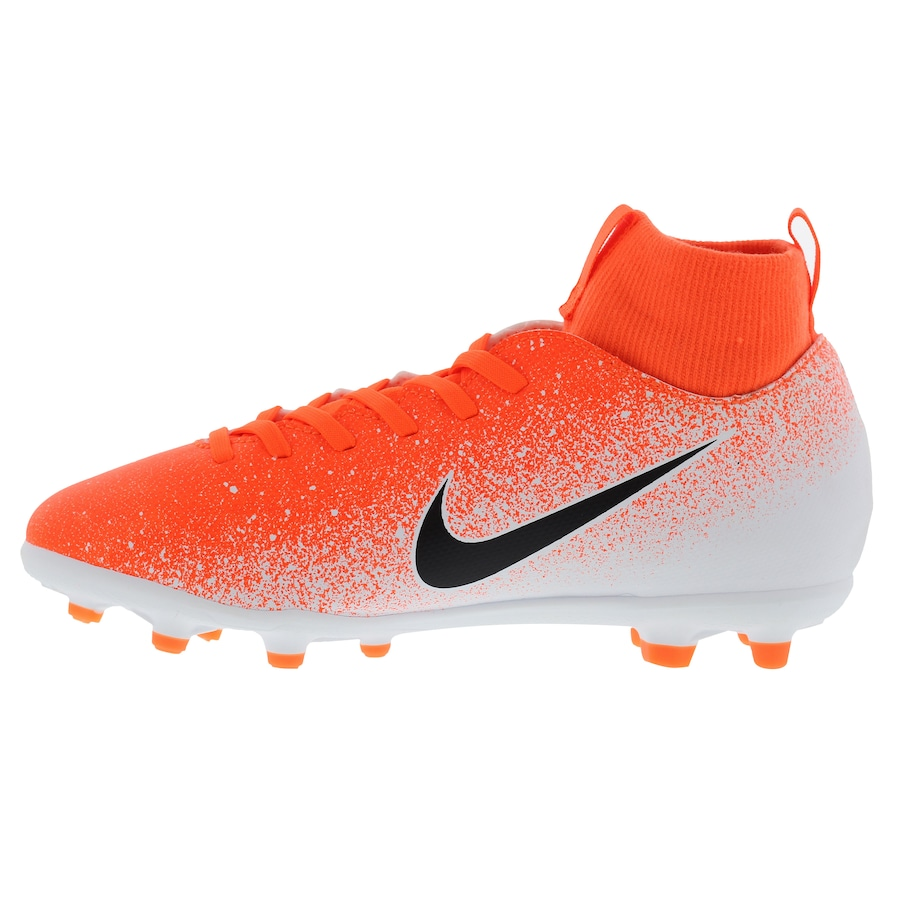 491438b56ea44 -13%. Chuteira de Campo Nike Mercurial Superfly 6 Club FG - Infantil ...
