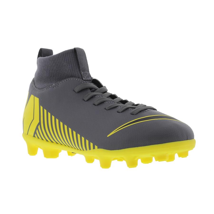 224c174e7b Chuteira de Campo Nike Mercurial Superfly 6 Club FG - Infantil