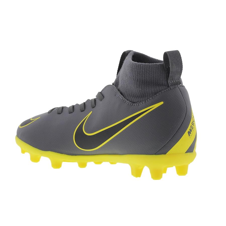60b3d2afcdfa5 Chuteira de Campo Nike Mercurial Superfly 6 Club FG - Infantil