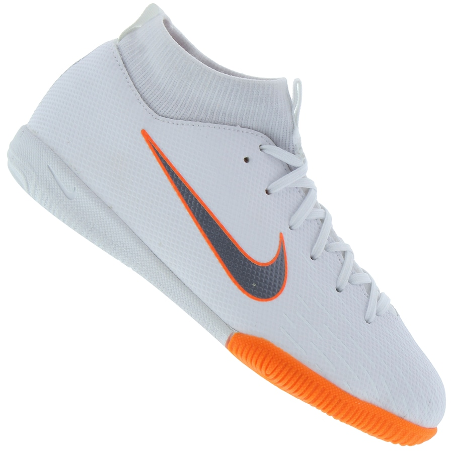 3571532a14d55 Chuteira Futsal Nike Mercurial Superfly X 6 Academy GS IC - Infantil