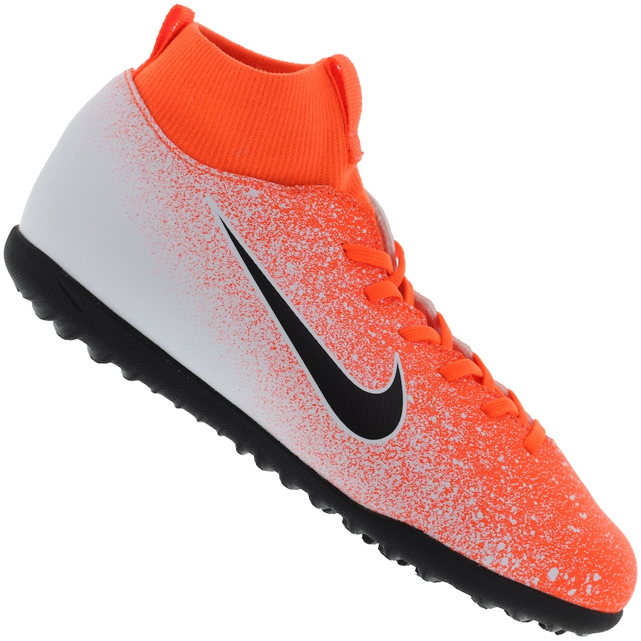 45bf81fd59 Chuteira Society Nike Mercurial Superfly X 6 Club TF - Infantil
