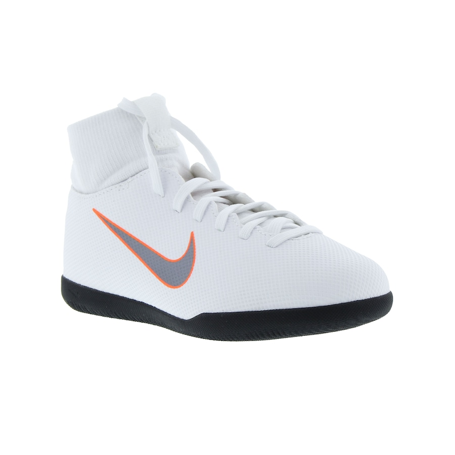 795a17c649 -undefined%. Chuteira Futsal Nike Mercurial Superfly X 6 Club IC - Infantil