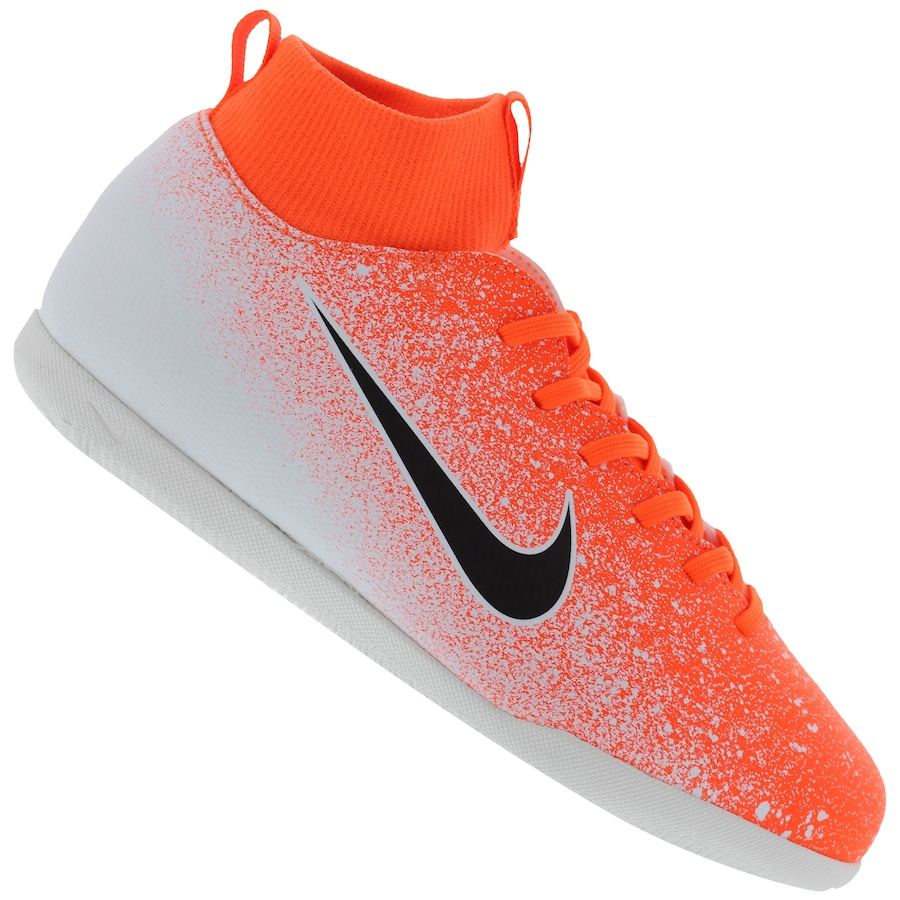 3c91937033 Gray Laser Orange Nike Mercurial Victory VI CR7 DF IC