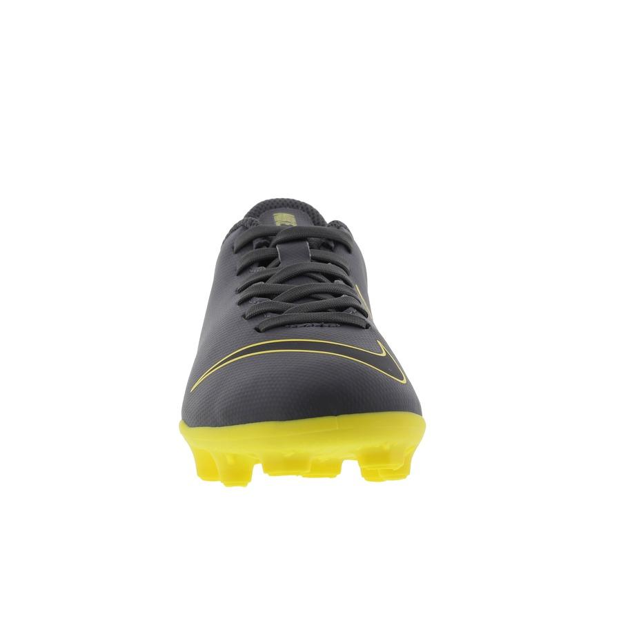 new style a58c5 941b0 Chuteira de Campo Nike Mercurial Vapor 12 Club GS FG - Infantil