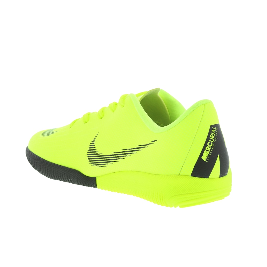 Chuteira Futsal Nike Mercurial Vapor X 12 Academy IC - Infantil 460459a541e8f