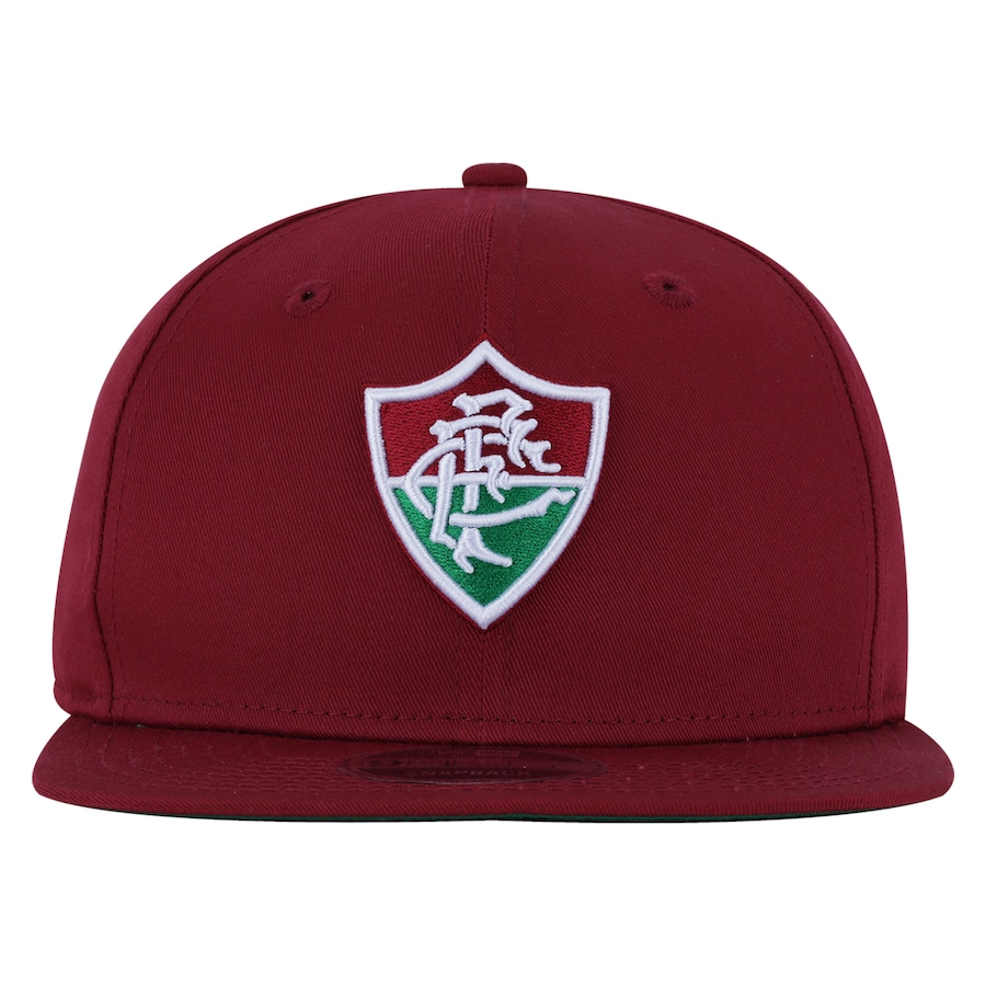 Boné Aba Reta do Fluminense New Era 950 SN Primary - Snapback - Adulto de76a06fbd1c1