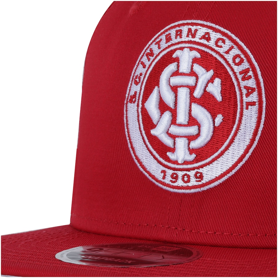 b721e8e8e7 Boné Aba Reta do Internacional New Era 950 SN Primary - Snapback - Adulto