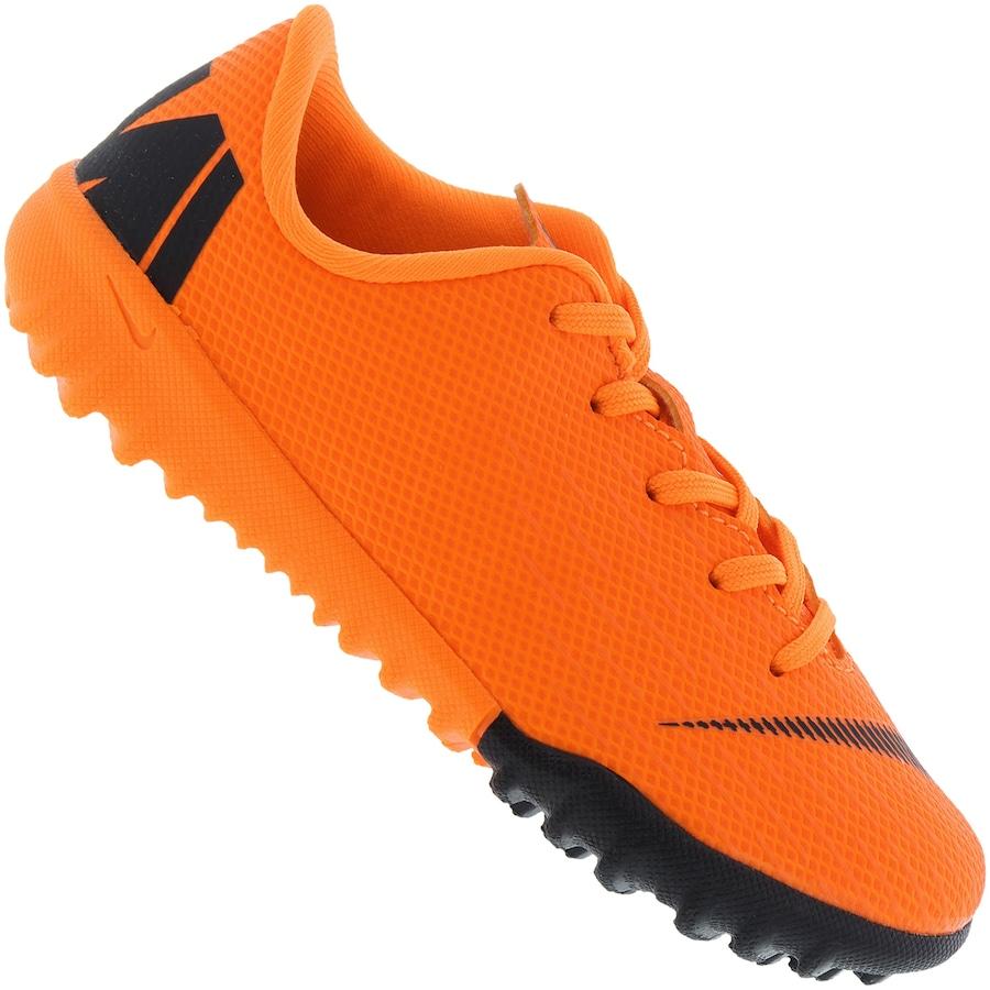 dae2a85e8e7ea Chuteira Society Nike Mercurial Vapor X 12 Academy TF - Infantil