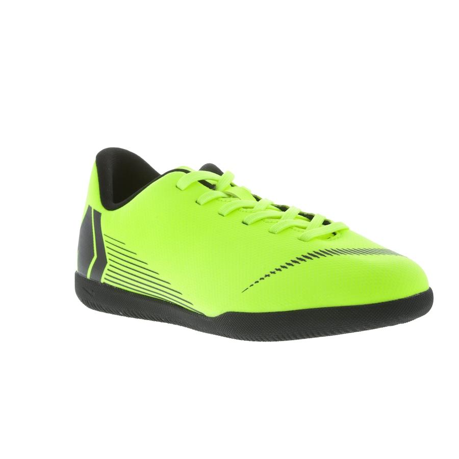 8fab1a662b Chuteira Futsal Nike Mercurial Vapor X 12 Club GS IC - Infantil