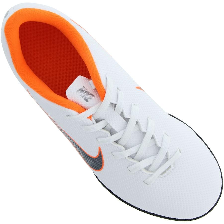 29f8317ecb ... Chuteira Society Nike Mercurial Vapor X 12 Club GS TF - Infantil ...