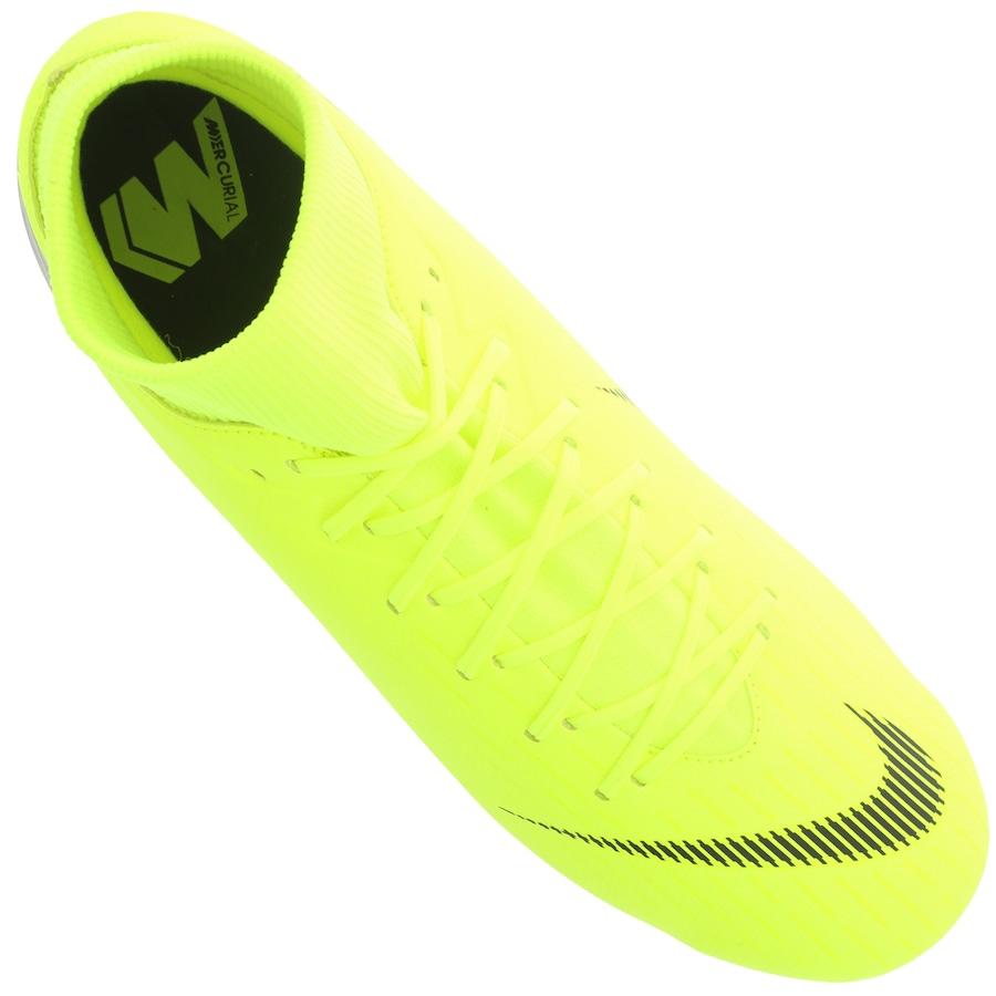 c9738e9c34e53 ... Chuteira de Campo Nike Mercurial Superfly 6 Academy MG - Adulto ...