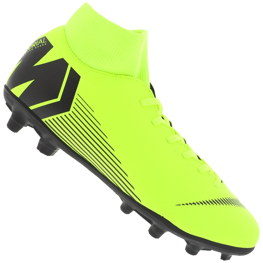 f5cf6b08cf Chuteira de Campo Nike Mercurial Superfly 6 Club MG - Adulto ...