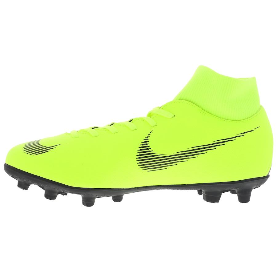 ab05bb2eaaa12 Chuteira de Campo Nike Mercurial Superfly 6 Club MG - Adulto
