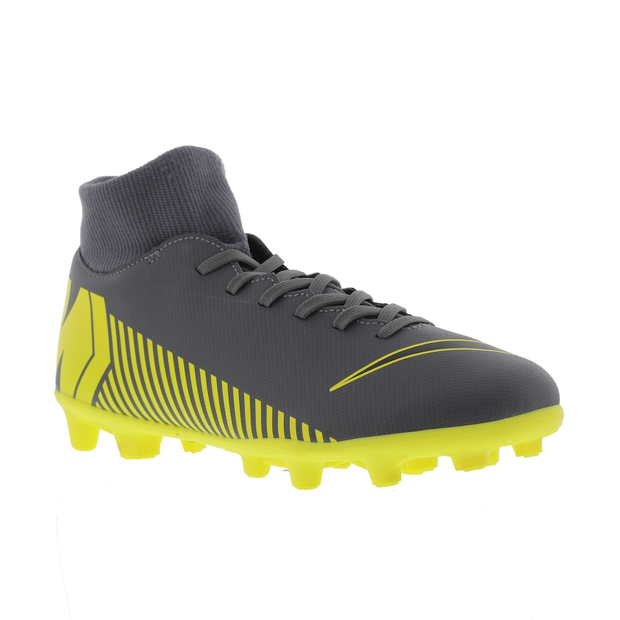fd08cab8c6600 ... Chuteira de Campo Nike Mercurial Superfly 6 Club MG - Adulto. Imagem  ampliada ...