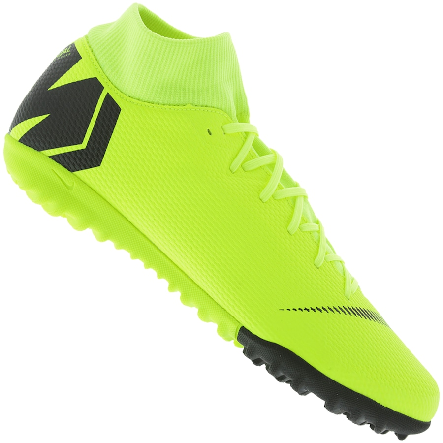 Chuteira Society Nike Mercurial Superfly X 6 Academy TF - Adulto d8892b4d52e42