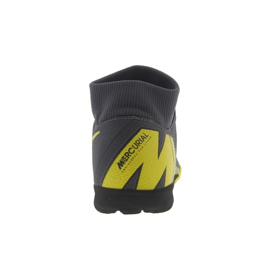 Chuteira Society Nike Mercurial Superfly X 6 Academy TF - Adulto bd8745c796