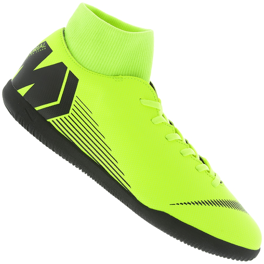 d1e02d3bac Chuteira Futsal Nike Mercurial Superfly X 6 Club IC - Adulto