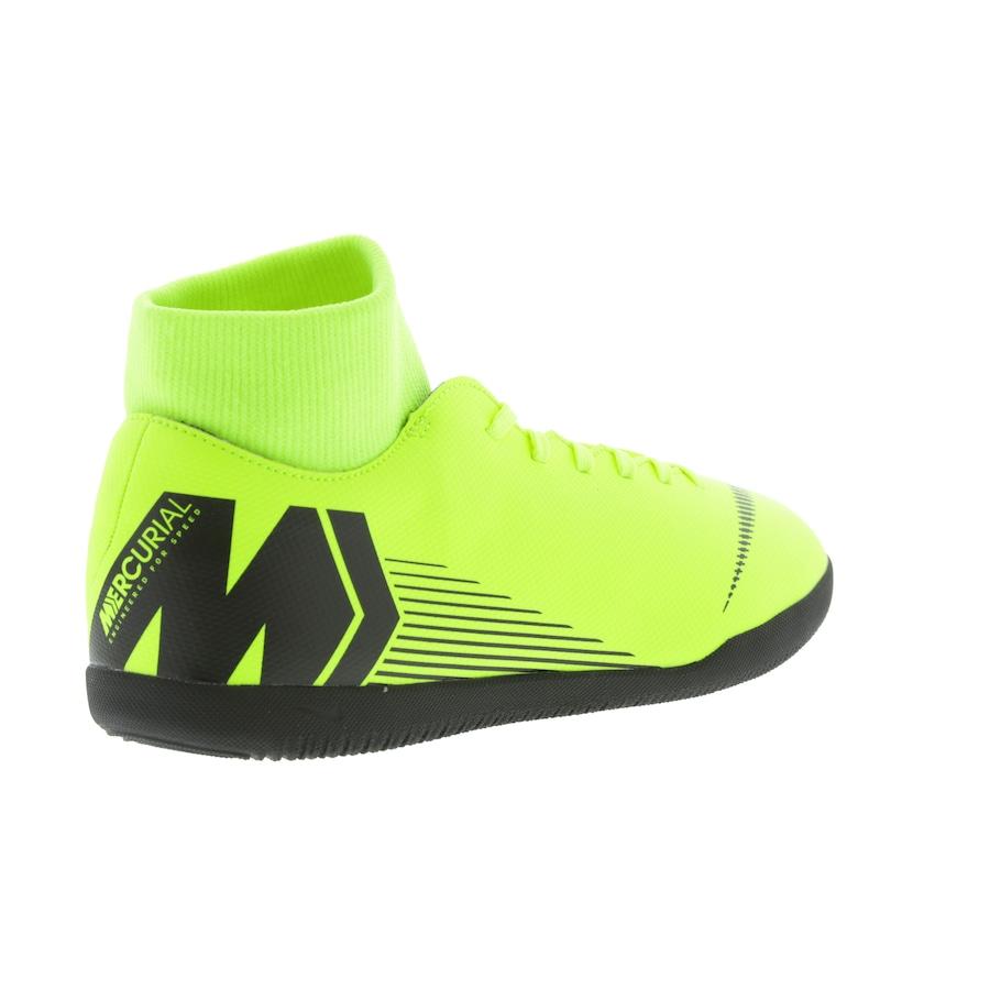 Chuteira Futsal Nike Mercurial Superfly X 6 Club IC - Adulto 2183cc23d0c90