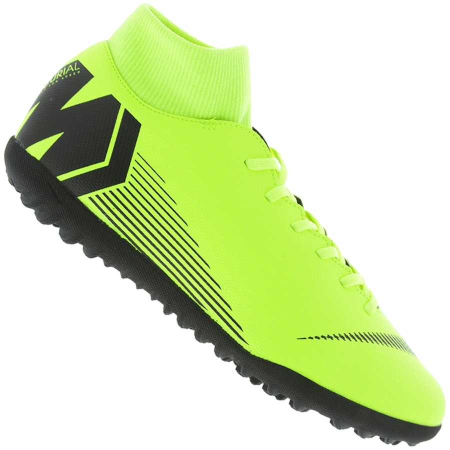 Chuteira Society Nike Mercurial Superfly X 6 Club TF - Adulto 3f5a27ac7446c
