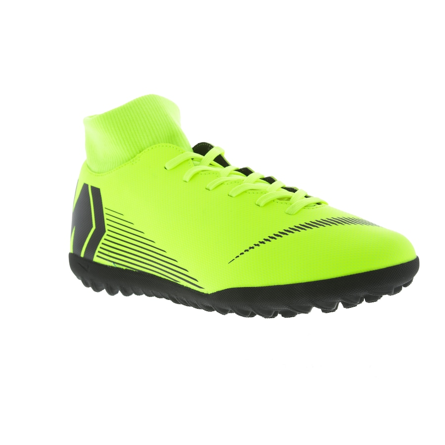 Chuteira Society Nike Mercurial Superfly X 6 Club TF - Adulto 0a60cc4fd1c80