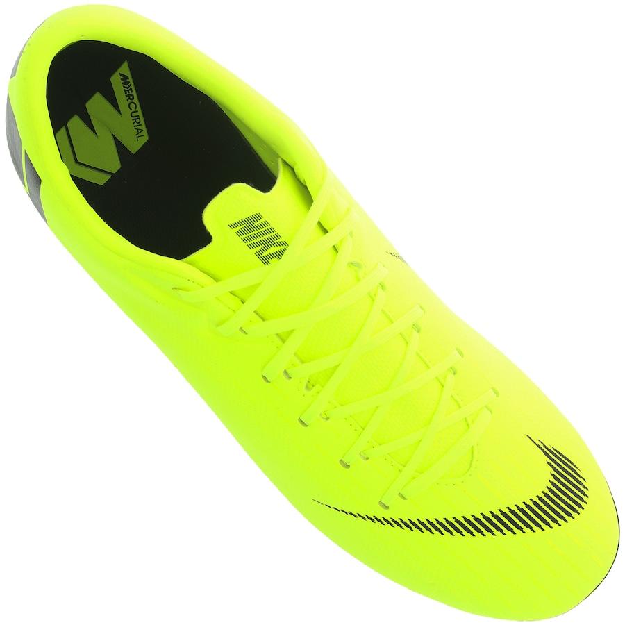 1f7e70fac2801 Chuteira de Campo Nike Mercurial Vapor 12 Academy MG - Adulto