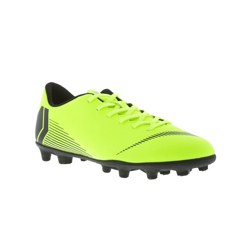 eaaeb5c2f89de Chuteira de Campo Nike Mercurial Vapor 12 Club MG - Adulto