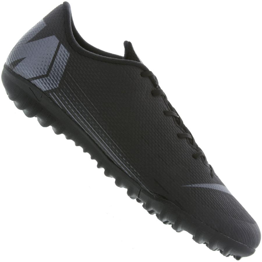 Chuteira Society Nike Mercurial Vapor X 12 Academy TF - Adulto 22ad15bf4e376