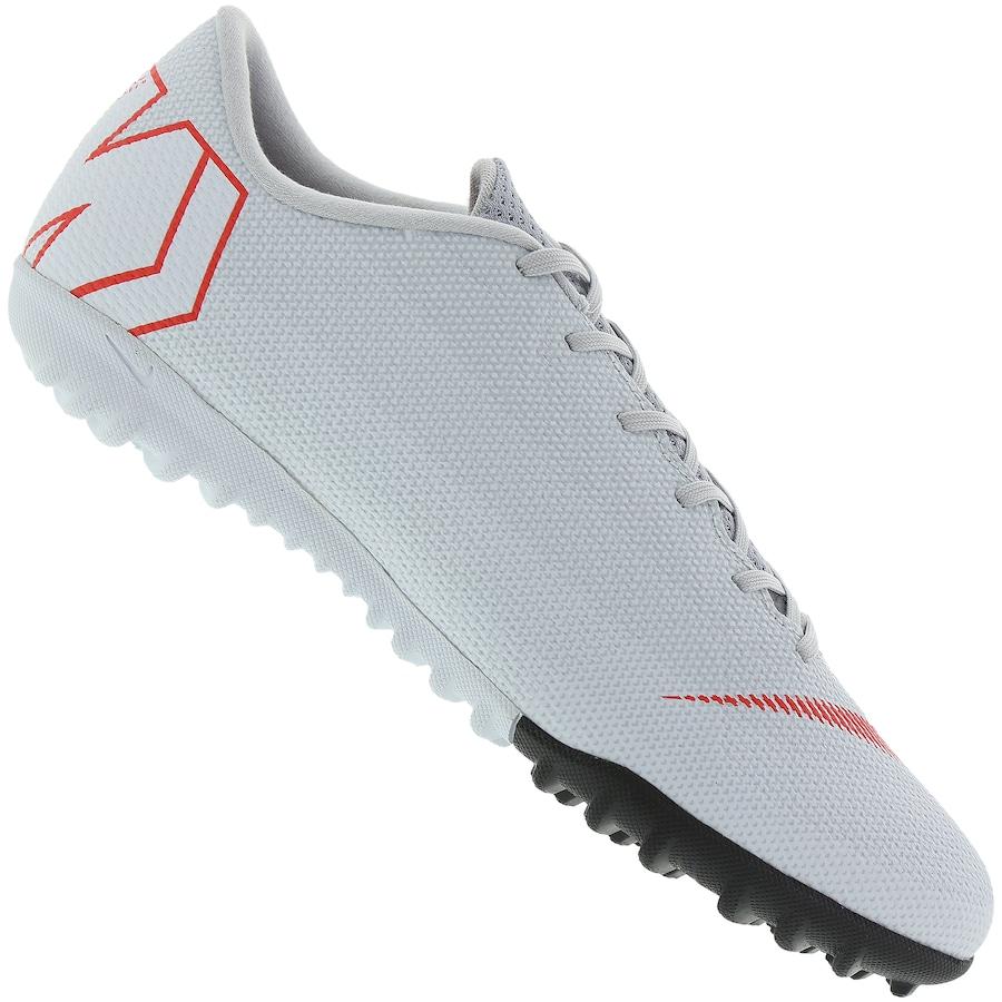 bd1536a3a8 Chuteira Society Nike Mercurial Vapor X 12 Academy TF - Adulto