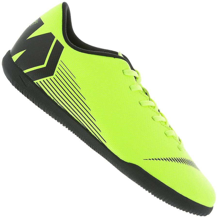 Chuteira Futsal Nike Mercurial Vapor X 12 Club IC - Adulto 4b877b5b18274