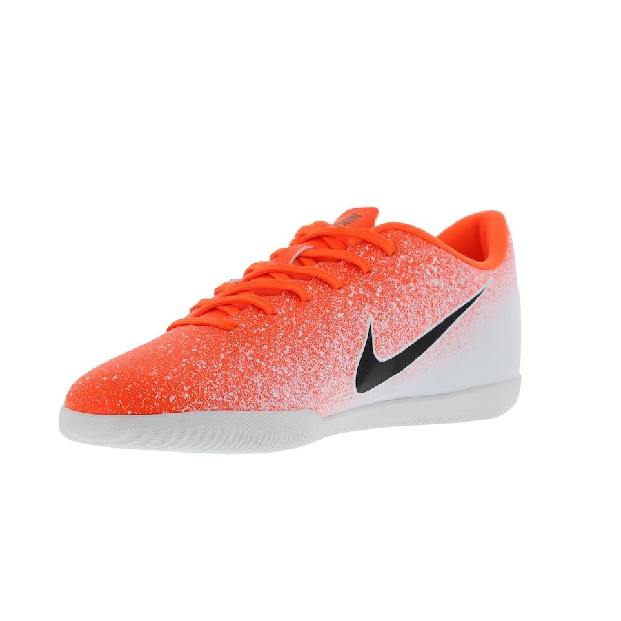 competitive price dfda6 2186c Chuteira Futsal Nike Mercurial Vapor X 12 Club IC - Adulto