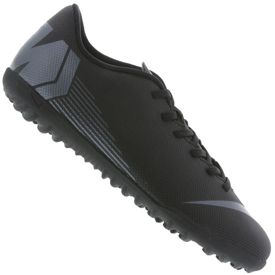Chuteira Society Nike Mercurial Vapor X 12 Club TF - Adulto 758f845c02af4