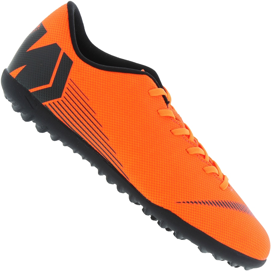 b11b473dab Chuteira Society Nike Mercurial Vapor X 12 Club TF - Adulto