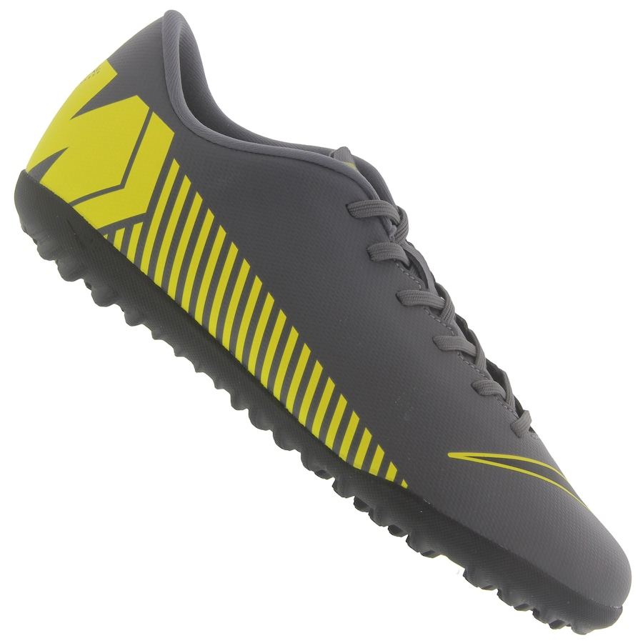 b12e08a75e07e Chuteira Society Nike Mercurial Vapor X 12 Club TF - Adulto