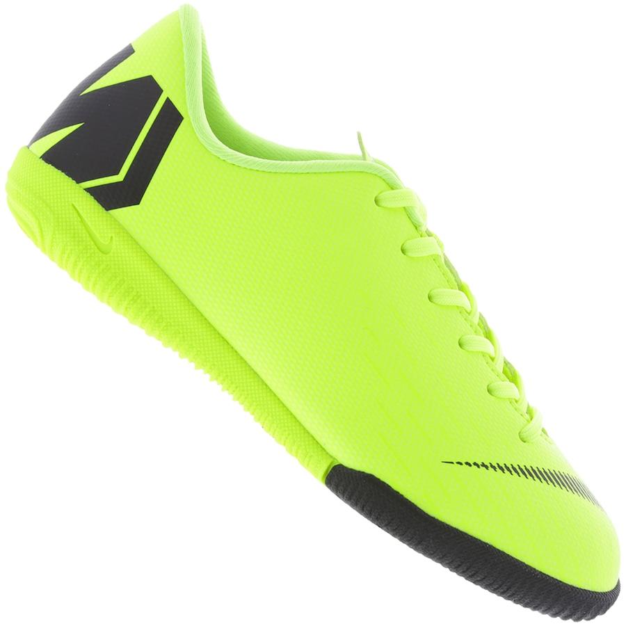 Chuteira Futsal Nike Mercurial Vapor X 12 Academy GS IC - Infantil e617ca31c6407