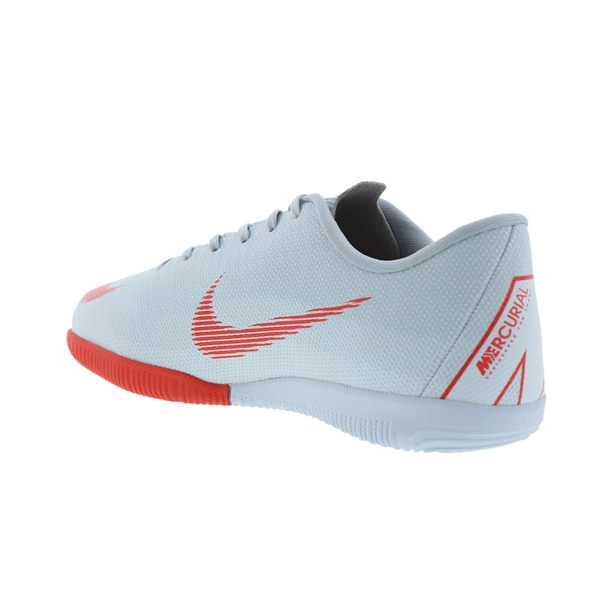 Chuteira Futsal Nike Mercurial Vapor X 12 Academy GS IC - Infantil df2210087b653