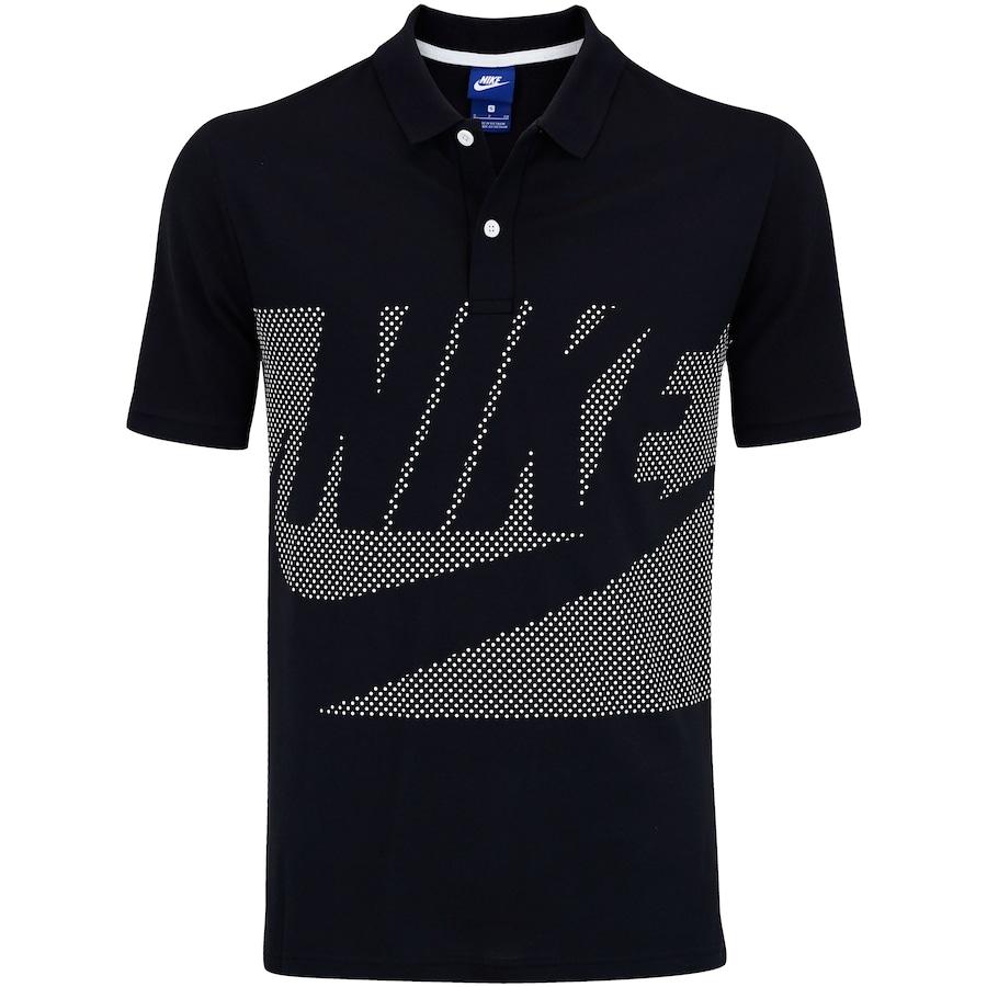 50e87ccee9bda Camisa Polo Nike Sportswear SS Jsy Mix Hbr - Masculina