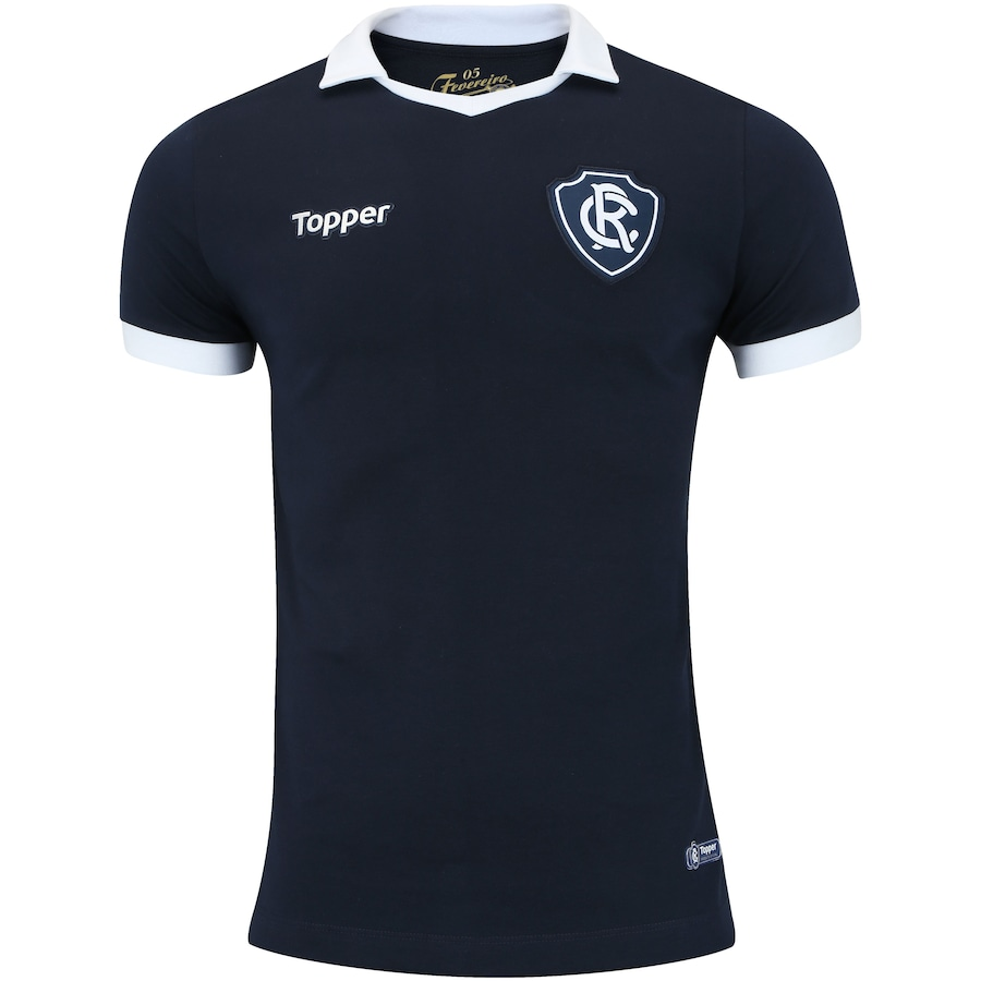 eeaa6a20a8 Camisa Polo do Remo Topper 2018 - Masculina