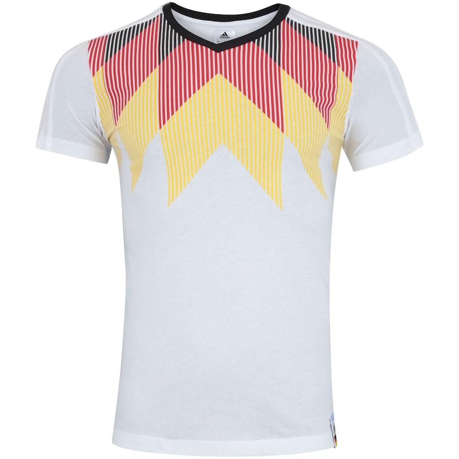 Camiseta Alemanha 2018 CI adidas - Masculina 9c6cb1e0625eb