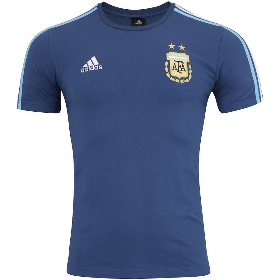 6a1d694f41 Camiseta Argentina 3S 2018 adidas - Masculina