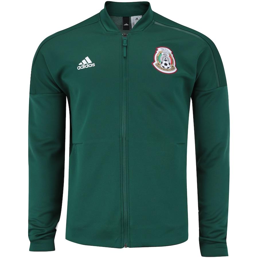 Jaqueta México 2018 ZNE adidas - Masculina 0fe6bf6c4a77d