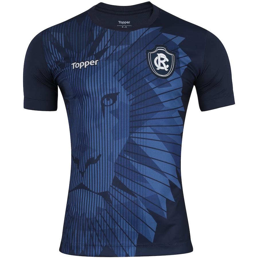 265a25aa1d51b Camisa do Remo Aquecimento 2018 Topper - Masculina