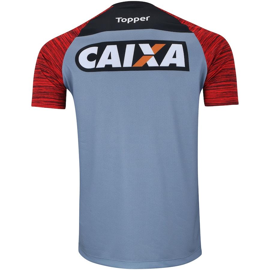 Camisa de Treino do Vitória 2018 Topper - Masculina 97449c5748fd5