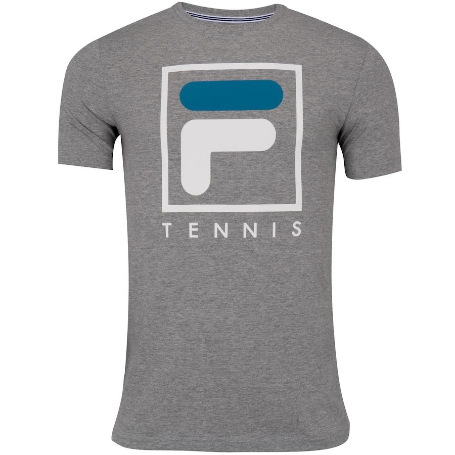 Camiseta Longline Fila Soft Urban - Masculina