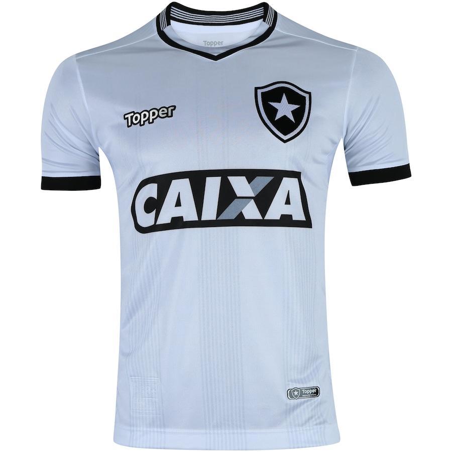4062dc7e0e Camisa do Botafogo III 2018 Topper - Masculina