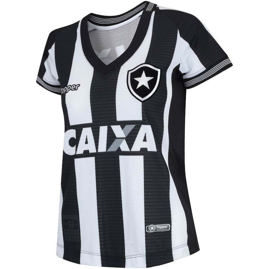 cb1bec20a2 Camisa do Botafogo III 2018 Topper - Feminina 5a76d30e9492d6  Camisa do  Botafogo I 2018 Topper - Feminina ffc18be8425525 ...