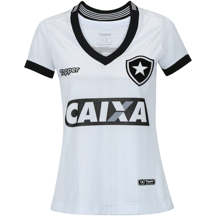 2d3be92b15 Camisa do Botafogo III 2018 Topper - Feminina