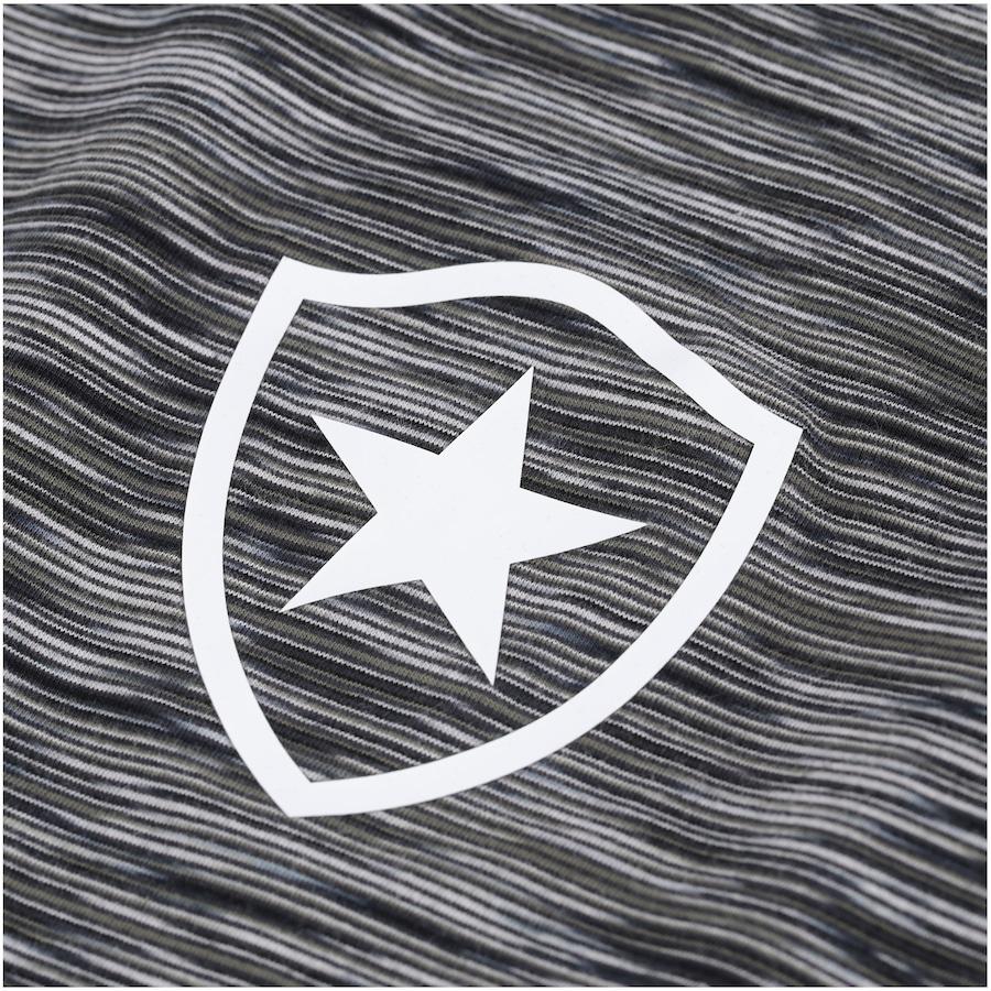 7f92a54b26 Camisa do Botafogo Concentração Atleta 2018 Topper - Masculina