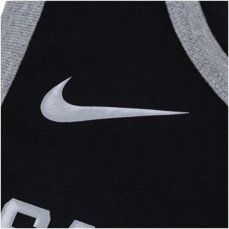 Camiseta Regata Nike NBA San Antonio Spurs Dry Logo - Masculina dda644cfd2e