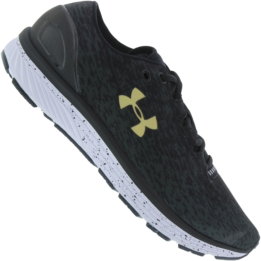 1280db7bc Tênis Under Armour Charged Bandit 3 Ombre - Masculino